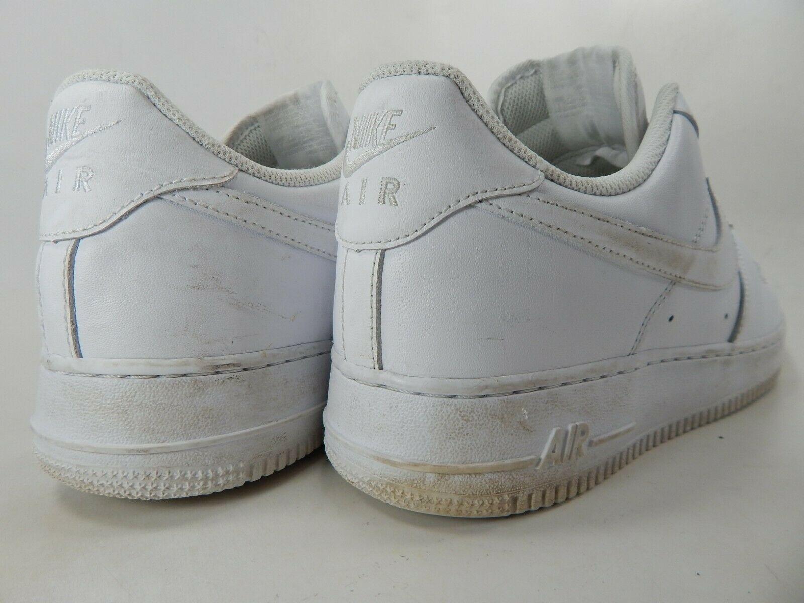 Nike Air Force 1 '07 Size 10.5 M (D) EU 44.5 Men's Sneakers Shoes 315122-111
