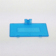 New CLEAR BLUE Battery Cover Game Boy Pocket System GBP Replacement Lot of 4 - $12.05