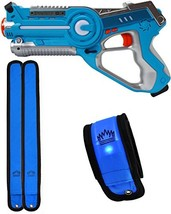 DYNASTY TOYS Outdoor Games for Kids Laser Tag Blaster Toy for Camping W/... - $21.06