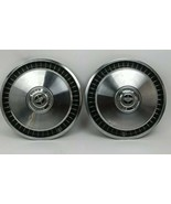 2PC Ford Motor Company 68-71 Hubcap Wheel Center Crown Emblem F150 F250 ... - $49.49