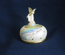 The Music Box Ceramic Expect A Miracle Music Box  - $8.95