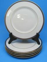 "5 LENOX Hamilton 8 3/8"" Salad Plates Presidential Collection China Bundl... - $57.48"
