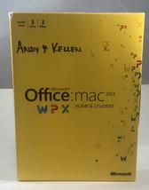 Microsoft Office: Mac 2011 Home & Student  - $30.69