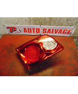 06 07 08 Kia Optima oem drivers side left trunk mounted inner tail brake... - $19.79