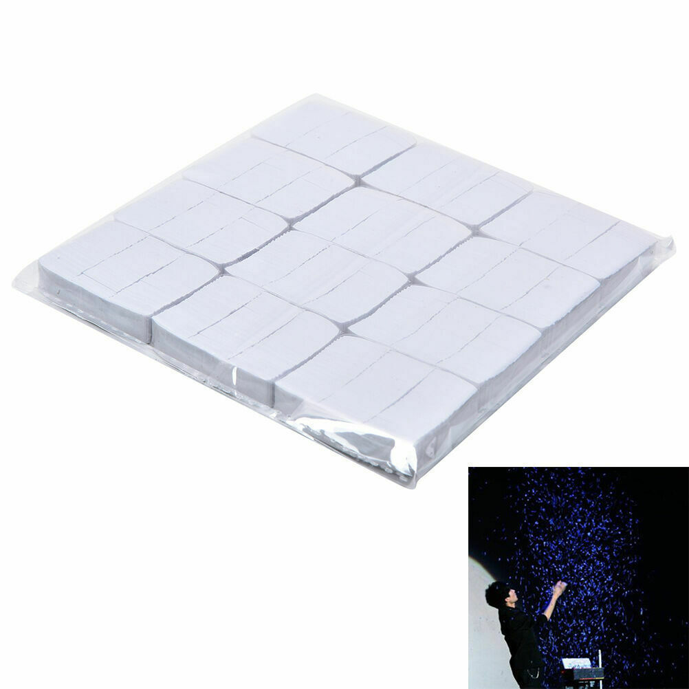White Snowflakes Snowstorm Snow Paper Magician Magic Tricks Props - (12 Pcs/Set)
