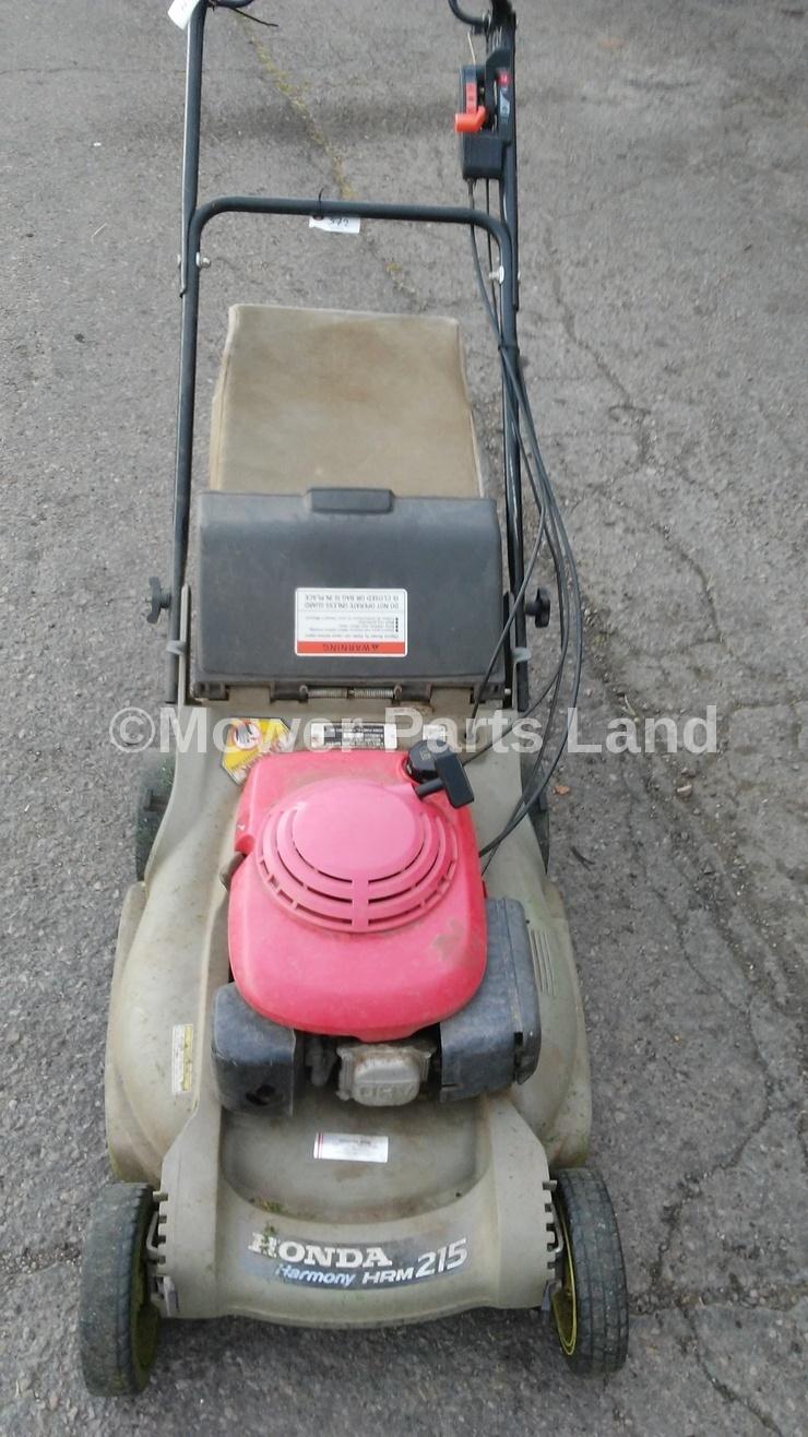 Replaces Honda Harmony HRM215-JH Lawn Mower Carburetor