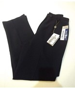 Ingenuity Women's Dress Casual Pants Size 6 Blue Polyester Inner Lining - $26.61