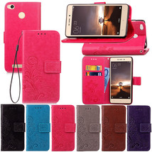Luxury Wallet Case for Xiaomi Redmi 3 High Quality PU Leather Flip Kickstand Ant
