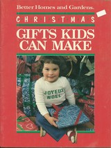 Christmas Gifts Kids Can Make Pattern Booklet Better Homes and Gardens 1... - $9.99