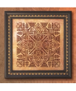 Reflections Of Cairo cross stitch chart Ink Circles  - $9.00