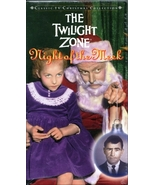 Twilight Zone Night of the Meek  VHS new never opened - $0.25