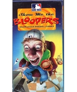 Baseball Bloopers  VHS new never opened - $1.00