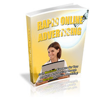 Rapid Online Advertising - ebook - $1.79