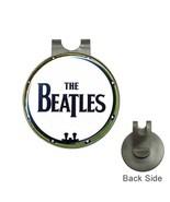 The Beatles Logo Golf Ball Marker + Hat Clip - $11.00