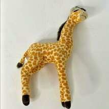 "Stuffed Animal Plush Giraffe Wildlife Artists 13"" Zoo Toy - $7.70"