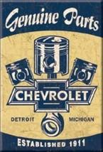 Genuine Chevrolet Parts Magnet - $3.00