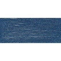 Antique Blue (S931) DMC Satin Embroidery Floss 8.7 yd skein 100% rayon DMC - $1.00