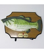 1999 Gemmy Big Mouth Billy Bass The Singing Fish Sensation Take Me To Th... - $49.45