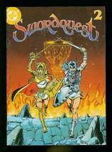 Swordquest #2 1982- Dc Atari Digest Size COMIC- High Grade VF/NM - $31.53