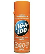 JIG-A-LOO Invisible Spray Lubricant Silicone CANADA 311g /10.9 Oz - Fast... - $25.49