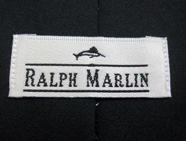 Ice Cream Cone Necktie Neck Tie Ralph Marlin & Co. 151139 Made in USA 1997 image 4