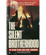 Silent Brotherhood by Kevin Flynn and Gary Gerhardt Paperback Book - $1.99