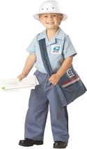 California Costumes US Mail Carrier Toddler Costume Large(4-6) - $41.75