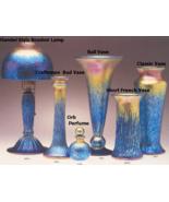 Lundberg Studios Sunset II Art Glass Collection - $210.00