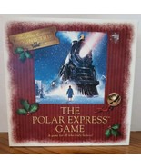 c.2004 THE POLAR EXPRESS Board Game - WARNER BROTHERS - $24.99