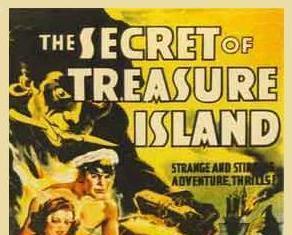 THE SECRET OF TREASURE ISLAND, 1938 SERIAL