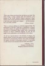 Christian & Muslim in Africa - Noel Q. King - HC - 1971 - Harper & Row. image 2