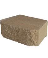 Pavestone Retaining Wall Block Concrete Tan ( 144-Piece/46.6 Sq. ft./Pal... - $1,047.88