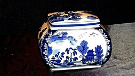Soup Tureen Bowl with Lid AA19-1456 Vintage image 2