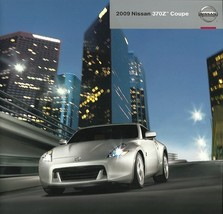 2009 Nissan Z COUPE sales brochure catalog US 09 370Z Touring - $9.00