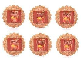Six (6) Yankee Candle Spiced Pumpkin Wax Melts Tarts Home Fragrance - $18.00