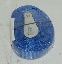 Progrip 512108 10 Foot by 1 inch Lashing Strap Blue New in Package image 3