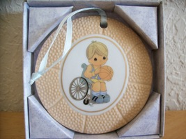 "1996 Precious Moments ""Give Ability A Chance"" Christmas Ornament - $18.00"