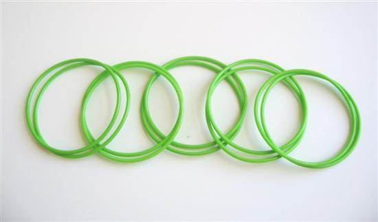 Chilled Green Bangles Set Of 10 Green Bangles Just For $1