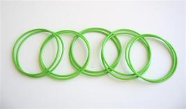 Chilled Green Bangles Set Of 10 Green Bangles Just For $1 - $4.30