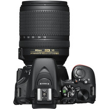 Nikon D5600 DSLR Camera with 18-140mm Lens  - $861.92