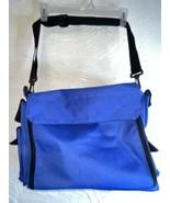 Blue Multi-purpose Utility Pouch Camera Hiking Cross-Body Unisex Bag - $14.01