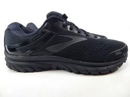 Brooks GTS 18 Size US 11.5 2E WIDE EU 45.5 Men's Running Shoes Black 1102712E026