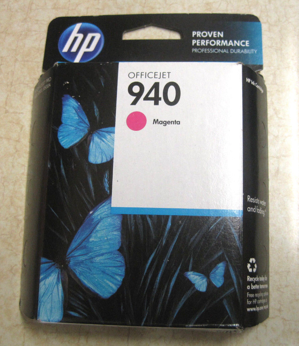 HP-57-Tri-Color-Ink-Cartridge-OEM-Genuine-New-Factory-Sealed-Exp-Jan//2014