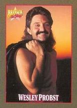 Wesley Probst trading card (Country Music) 1992 Branson on Stage #49 - $3.00