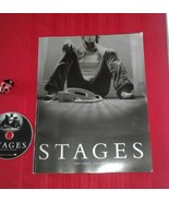 Britney Spears: Stages, Tour Book Written with Sheryl Berk 2002 W/ DVD - $50.00