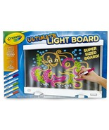 Crayola Ultimate Light Board Drawing drawing board Tablet tab Gift toy f... - $62.99