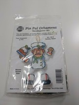 NMI Pin Pal Ornament Needlepoint Kit Christmas Holiday Baker 5610 - $11.75