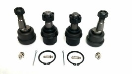 XRF 03-12 Dodge Ram 2500 3500 4X4 Adjustable Upper +/1 Camber/Caster Ball Joints image 1