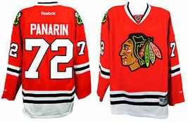 ARTEMI PANARIN Unsigned Blackhawks Red Reebok Premier Hockey Jersey (Size XL) - $148.49