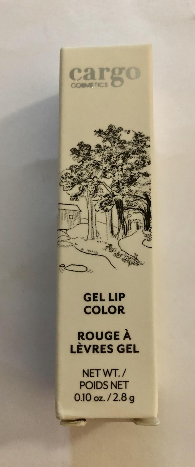 Cargo Cosmetics Gel Lip Color Sicily - $14.95